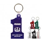#1 SHAPE FLEXIBLE KEY FOB 24 HR