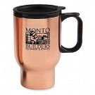 COPPER TRAVEL MUG 16 oz.