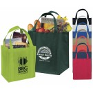 BIG THUNDER GROCERY TOTE BAG13W X 10 X 15H