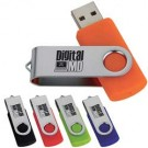 FOLDING USB 2.0 FLASH 2GB DRIVE