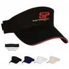 EMBROIDERED SANDWICH VISOR