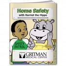 COLORING BOOK:HOME SAFETY