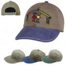 STONEWASHED CAP