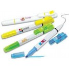 3M FLAG PEN AND HIGHLIGHTER COMBO
