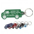 FLEXIBLE VAN SHAPE KEY FOB 24 HR