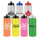 SQUEEZER BOTTLE 32 oz. PUSH PULL CAP-24 HR
