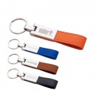 HYDE LEATHER STRAP KEY RING