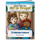 COLORING BOOK:NO TO DRUGS