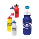 VALUE CYCLE BIKE 20 oz. BOTTLE WITH PUSH PULL CAP