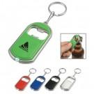 Bottle Opener Key Chain With LED Light