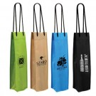 SINGLE WINE BOTTLE BAG NON WOVEN