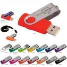 FOLDING USB 2.0 FLASH 1GB DRIVE