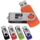 FOLDING USB 2.0 FLASH 2GB DRIVE