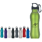 STAINLESS STEEL 25 oz. GRIP BOTTLE