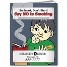 COLORING BOOK:NO TO SMOKING