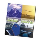 """MOUSE PAD FABRIC 8"""" X 9-1/2"""" x 1/8"""""""