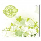 "MOUSE PAD FABRIC 7"" x 8-1/2"" x 1/8"""
