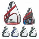 Clear Sling Backpack